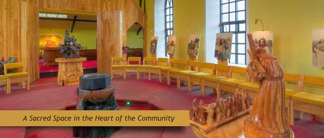 A Sacred Space in the Heart of the Community