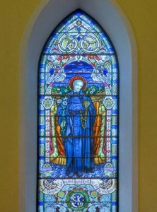 Stained Glass Window Sixmilebridge
